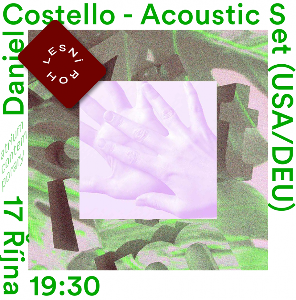 Daniel Costello – Acoustic Set (USA/DEU; lesní roh)