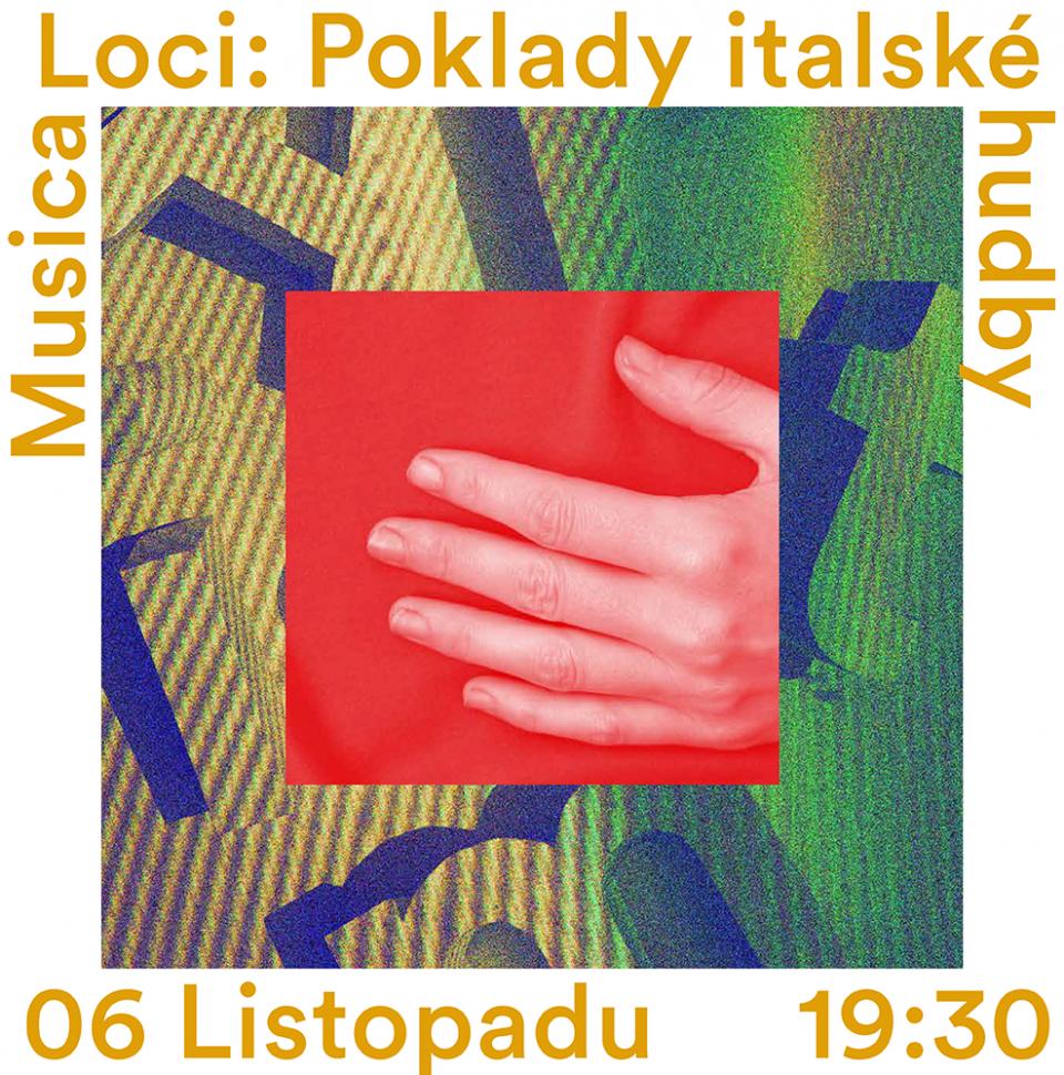 MUSICA LOCI: POKLADY ITALSKÉ HUDBY