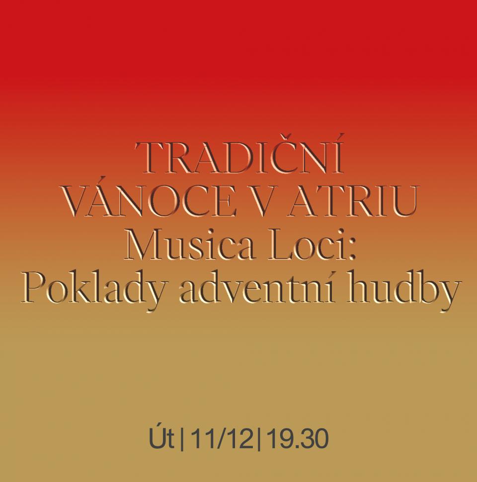 Musica Loci: Poklady adventní hudby
