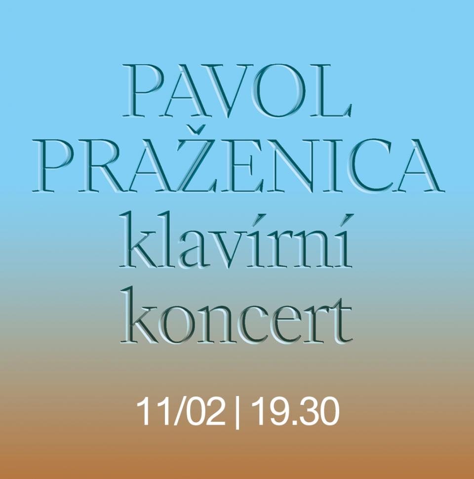 Pavol Praženica Klavírní koncert