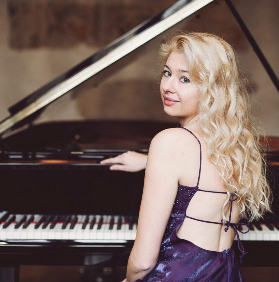 Johanna Haniková – Klavírní recitál